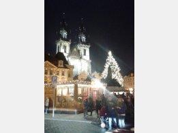 Weihnachtsmärkte - Altstädter Ring