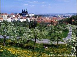 Prag - Petřín