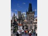 Prag - Karlsbücke und Kleinseite