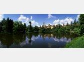 Pruhonice - Park und Schloss (UNESCO)