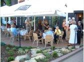 Firmenparty - Restaurant und Sommergarten/Terrase