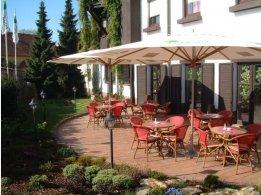 Sommergarten/Terrase - Restaurant Tarouca