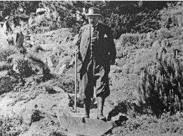 Graf Arnost Emanuel Silva-Tarouca, Gründer des Pruhoniceschlossparkes