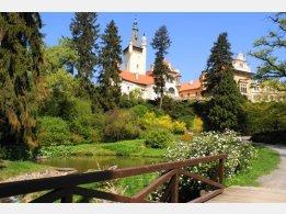 Pruhice Schlosspark