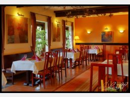 Restaurant Tarouca im Parkhotel Pruhonice