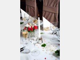Festliche / Hochzeitstafel