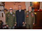 Armeegeneral Ing.Tomáš Sedláček, Botschafter Emeritus SR Ladislav Balek, Oberst Minárik