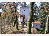 Schlosspark Pruhonice - Aussichtsturms Gloriet