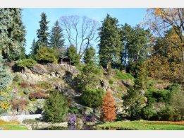 Schlosspark Pruhonice