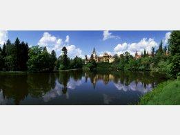 Pruhonice - Schlosspark