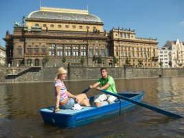 Prag - National Theater