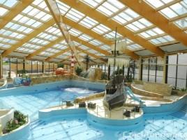 Aquapark Cestlice - ung. 300 m vom Parkhotel Pruhonice