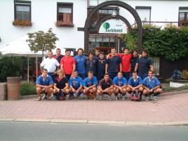 Spanisches Nationalteam - Rugby