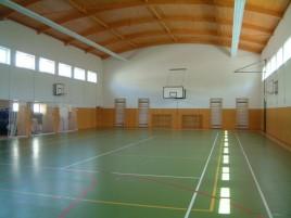 Turnhalle - Grundschule Pruhonice