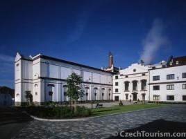 Exkursion - Brauerei Velke Popovice