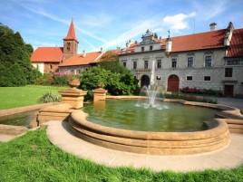 Pruhonice - Schloss