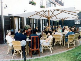 Sommergarten/Terrase