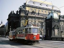 Tram historická 91